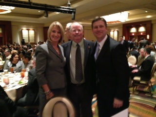 Andy Tobin Mayor Stanton at the State of the City for Phoenix