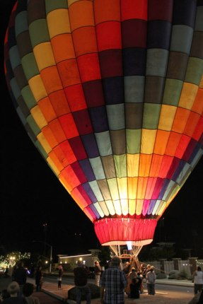 SurpriseParty - hot air balloon
