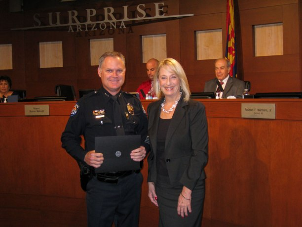 Police Week proclamation