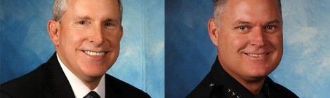New ACM and PD Chief